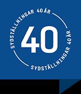 Sydställningar 40 år